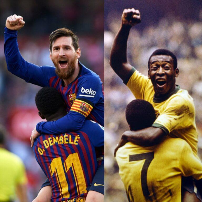 Gagal Cetak Pinalti, Messi Cetak Rekor Bersejarah 1