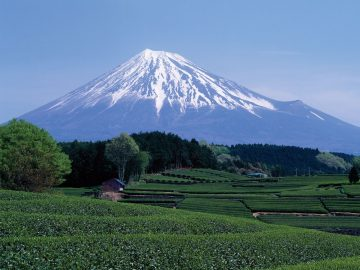 Proses Terbentuknya Gunung Berapi Aktif, Istirahat dan Mati 3