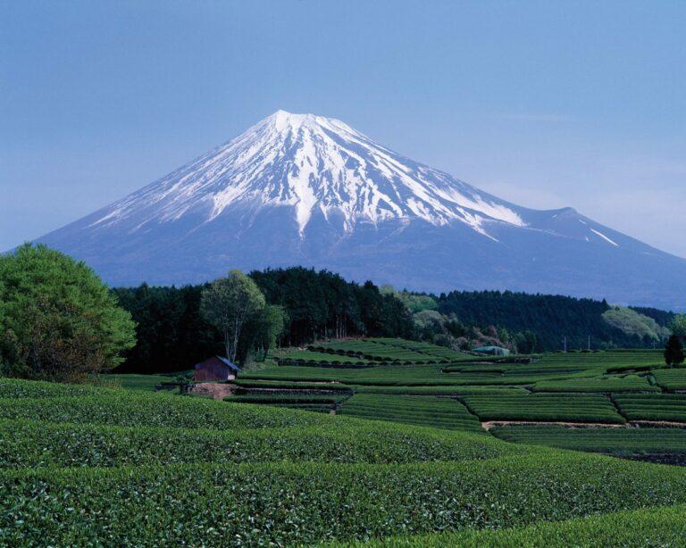 Proses Terbentuknya Gunung Berapi Aktif, Istirahat dan Mati 1