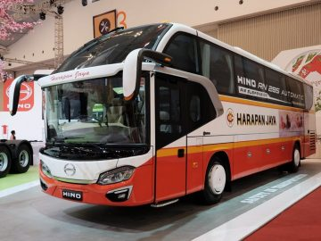 4 Alasan Sasis bus Hino Tak Diminati di Sumatra 13