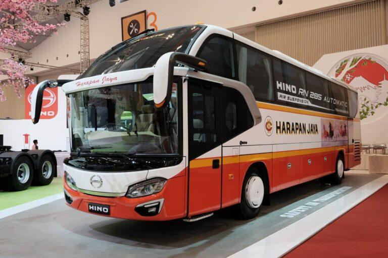 4 Alasan Sasis bus Hino Tak Diminati di Sumatra 1