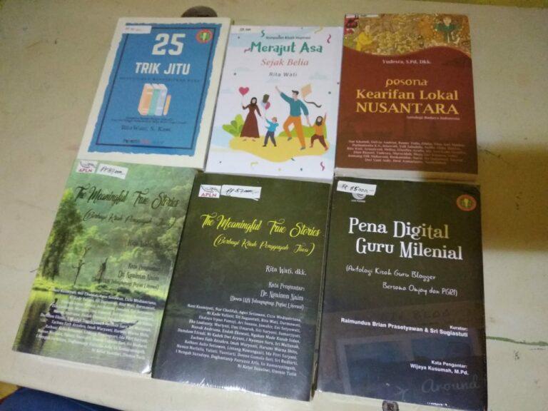 Mari, Bangun Budaya Literasi! 1