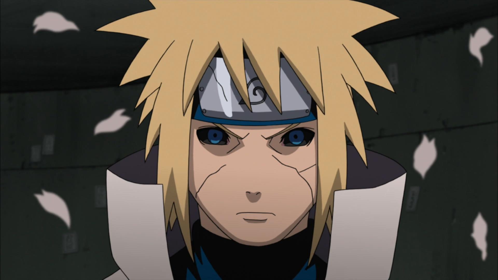 7 Adegan Perpisahan Dalam Anime Naruto Yang Bikin Kita Mewek 7
