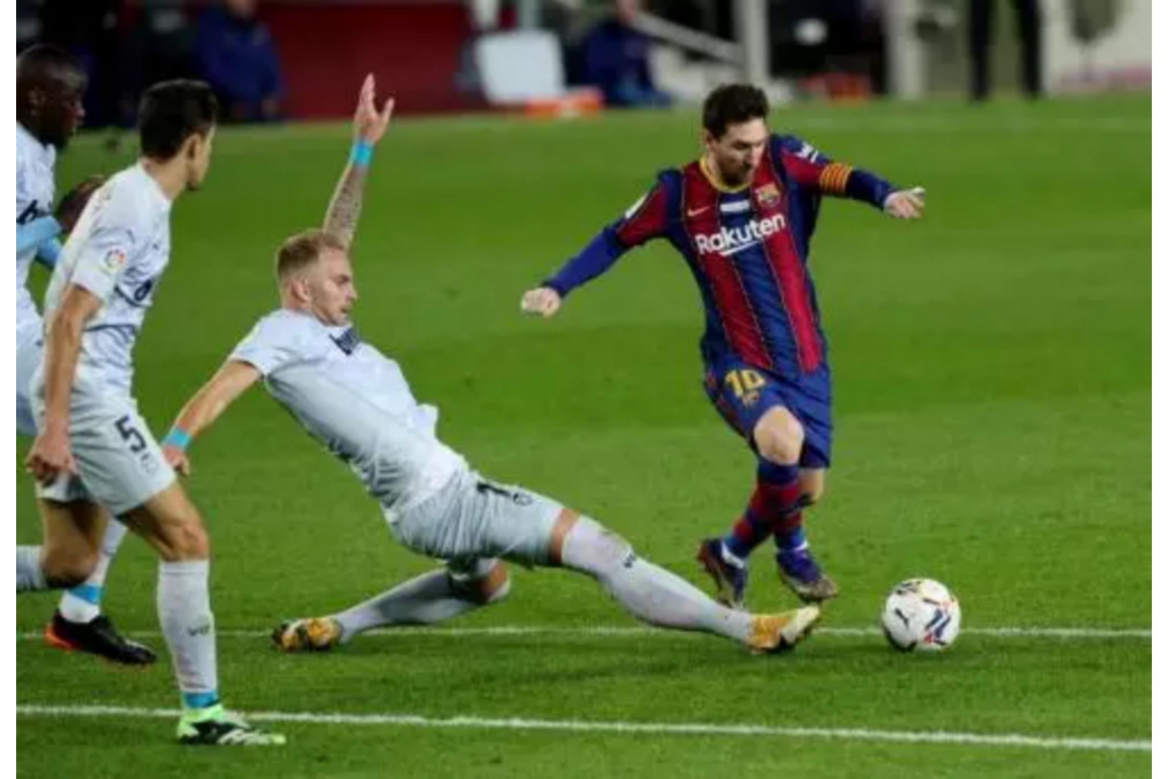 Gagal Cetak Pinalti, Messi Cetak Rekor Bersejarah 3