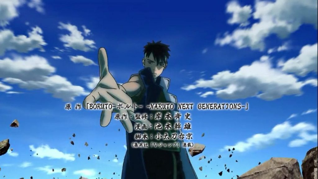 Fakta Menarik Boruto Episode 177, Ao Akhirnya Muncul 7
