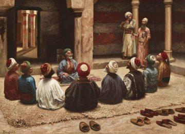 Benarkah Sufi Anti Modernisasi? 4
