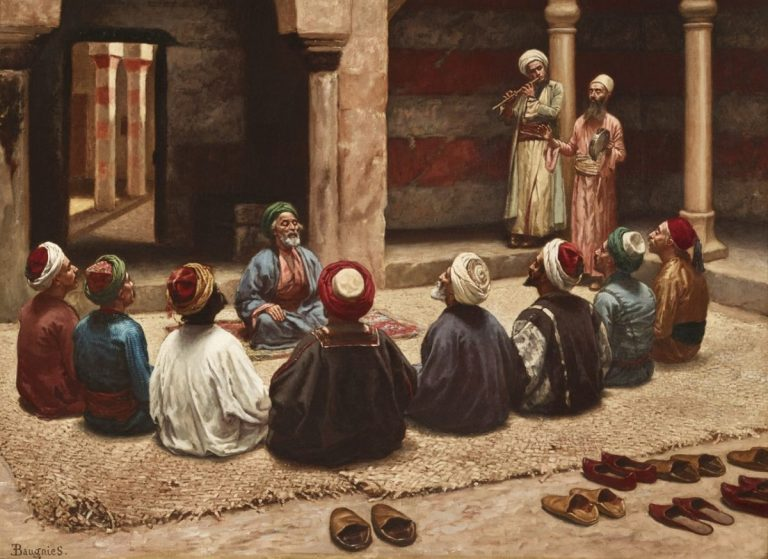 Benarkah Sufi Anti Modernisasi? 1