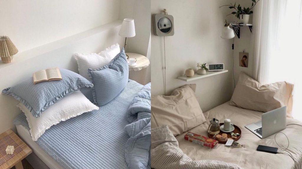 8 Rekomendasi Barang Dekorasi Untuk Hias Kamar Tidur Kamu ala Pinterest. Minimalis dan Estetik Banget! 3