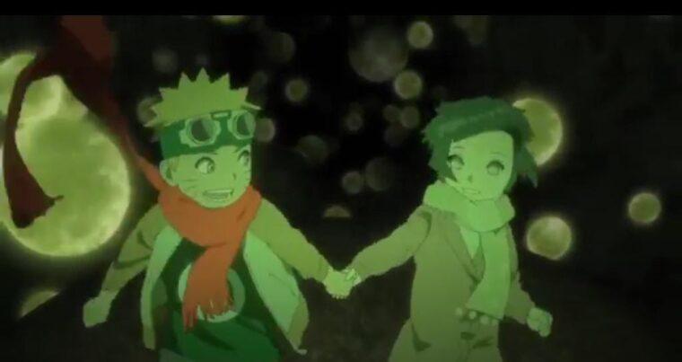 Naruto The Movie : The Last, Romantismenya Kisah Cinta Naruto Dan Hinata 3