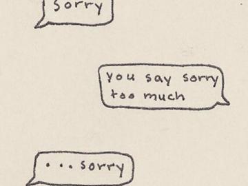 "Gue Gak Suka Denger ""Maaf"" 8"