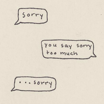 "Gue Gak Suka Denger ""Maaf"" 14"