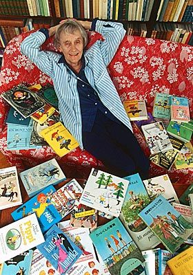 Fakta Seputar Astrid Lindgren, 'Si Kaus Kaki Panjang' 6