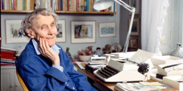 Fakta Seputar Astrid Lindgren, 'Si Kaus Kaki Panjang' 12