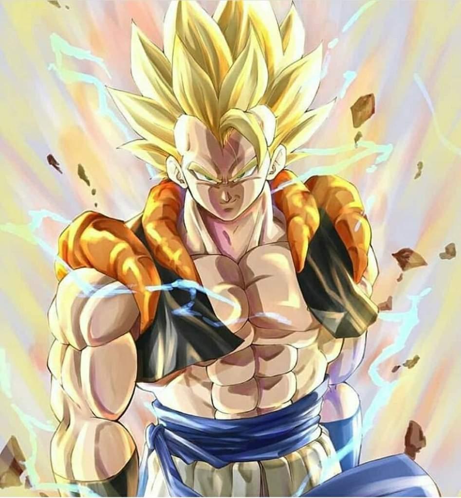 7 Transformasi Gaya Rambut Son Goku Saat Super Saiyan Mode, Paling Keren 5