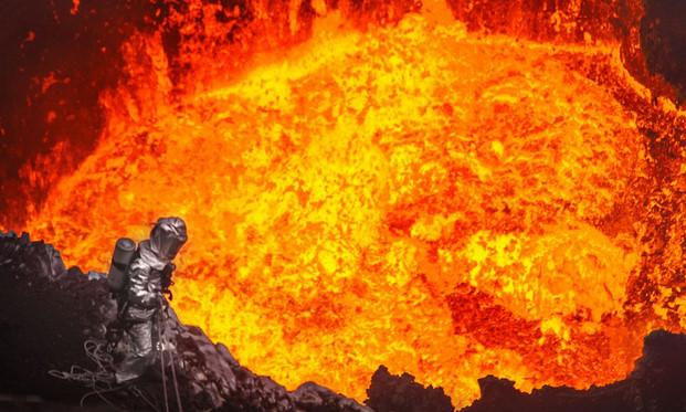 Mengapa Kita Tidak Membuang Sampah ke Gunung Berapi? 4