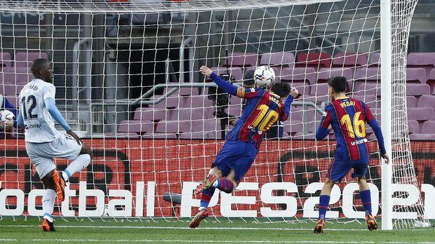 Gagal Cetak Pinalti, Messi Cetak Rekor Bersejarah 4