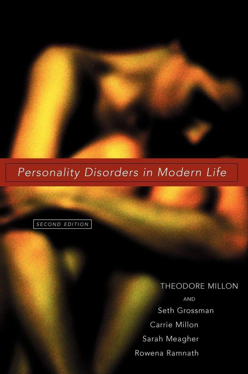 """Sampul Buku """"Personality Disorders in Modern Life"""" karya Theodore Millon dkk"""