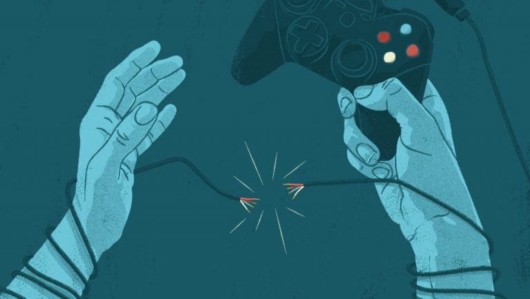 Dampak Buruk dari Kecanduan Bermain Video Game 1