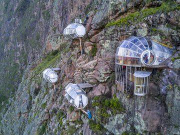 5 Hotel Paling Ekstrem di Dunia ini Siap Menguji Nyalimu! 3