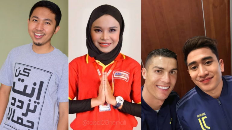 Kenalan Yuk dengan Faisal Hanafi, edit foto viral hanya dengan Handphone 1