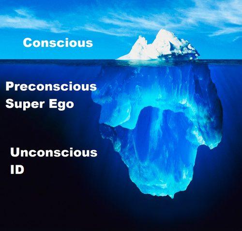 Yuk, Mari Kita Berkenalan Dengan Psikoanalisa dan Gunung Es Nya 3