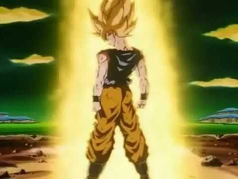 7 Transformasi Gaya Rambut Son Goku Saat Super Saiyan Mode, Paling Keren 3