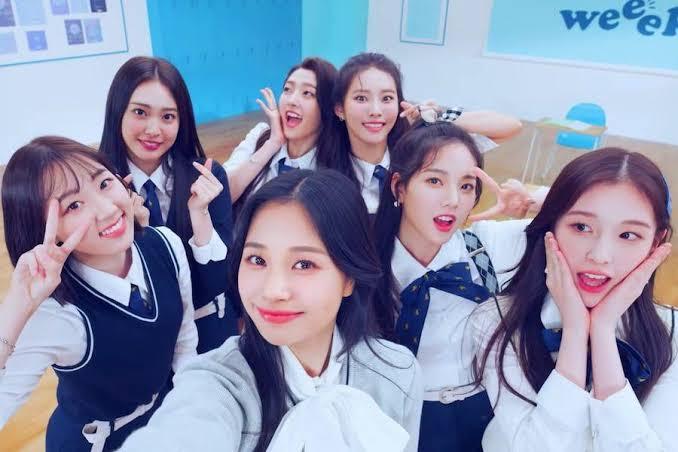 8 Grup K-pop ini disebut sebagai Rookie Monster 2020 5