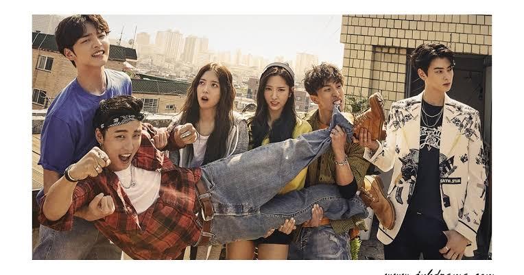 Rekomendasi 4 Drama Cha Eunwoo Selain True Beauty 3