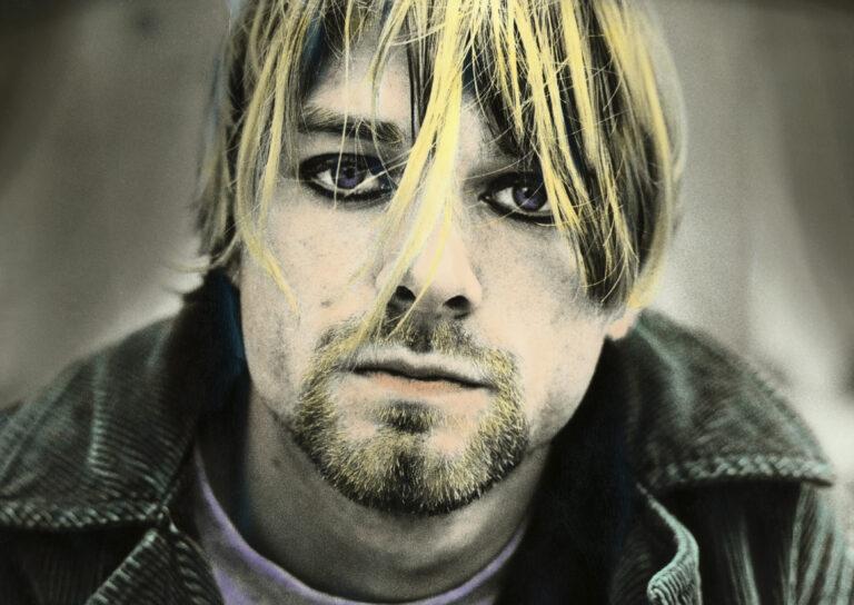 Kurt Cobain: Ikon Musik Grunge Sekaligus Seniman Visual Genius 1