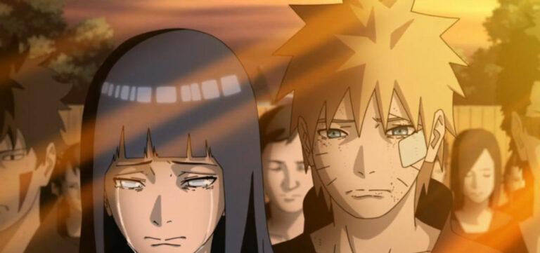 7 Adegan Perpisahan Dalam Anime Naruto Yang Bikin Kita Mewek 1