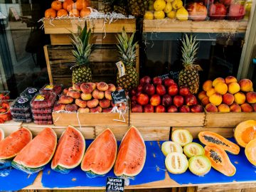 Buah-buahan yang membantu menurunkan berat badan 7