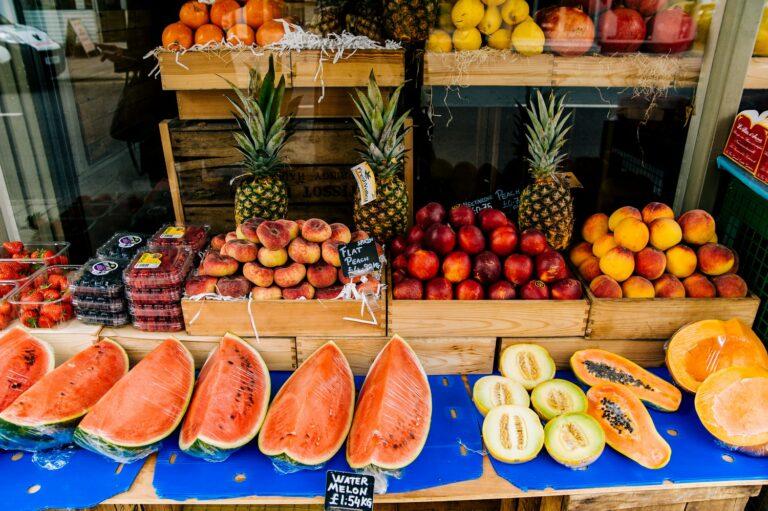 Buah-buahan yang membantu menurunkan berat badan 1