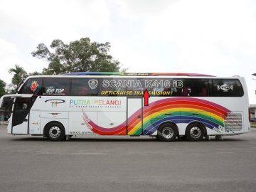 Arti Kode Sasis Bus Scania 12