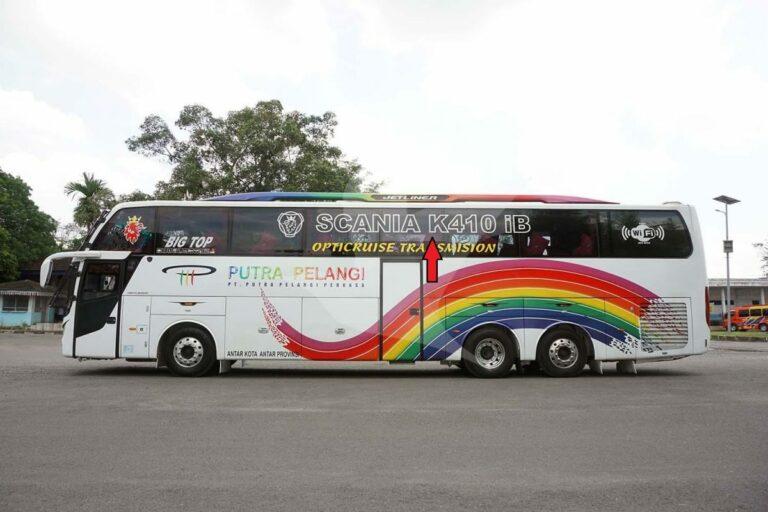 Arti Kode Sasis Bus Scania 1