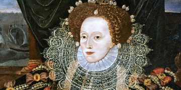 Queen Elizabeth I, sang ratu yang mati akibat keracunan kosmetik 20