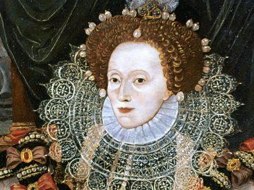 Queen Elizabeth I, sang ratu yang mati akibat keracunan kosmetik 11
