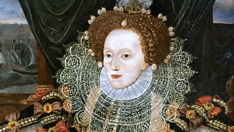 Queen Elizabeth I, sang ratu yang mati akibat keracunan kosmetik 1