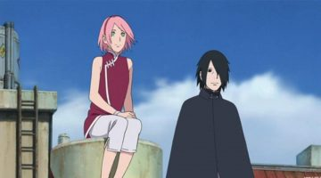 Pasangan Paling Romantis Era Naruto Hingga Boruto 20
