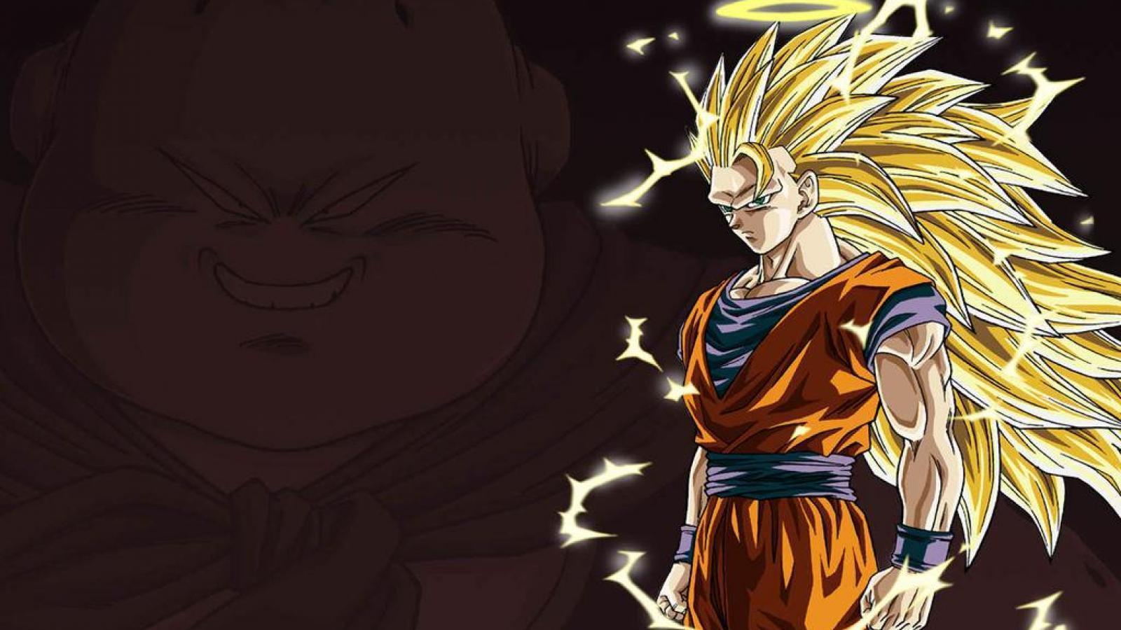 7 Transformasi Gaya Rambut Son Goku Saat Super Saiyan Mode, Paling Keren 6
