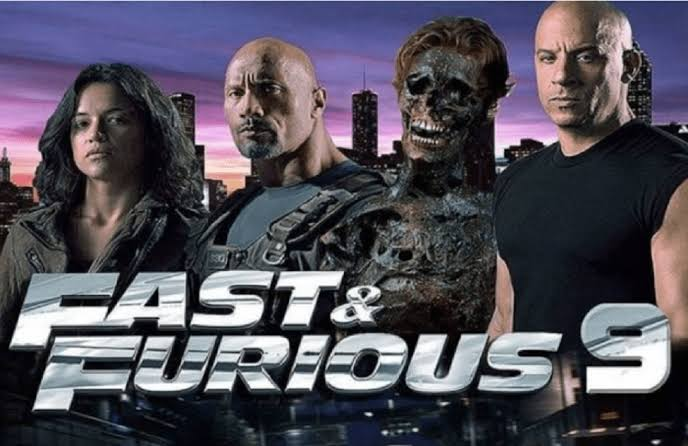Fast Furious 9