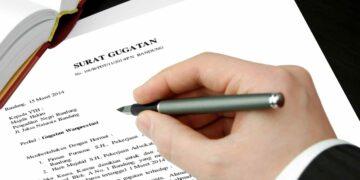 Hal Yang Perlu Diperhatikan Dalam Membuat Surat Gugatan 8