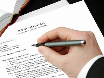 Hal Yang Perlu Diperhatikan Dalam Membuat Surat Gugatan 10
