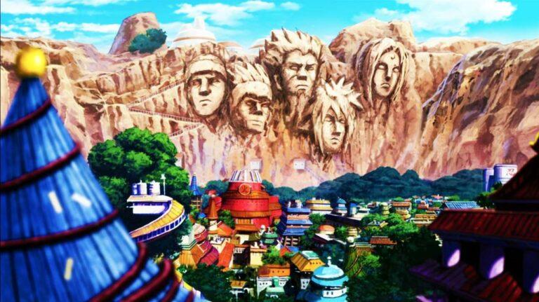 Profil Desa-Desa dalam Dunia Naruto dan Beberapa Fakta yang Jarang Diketahui 1