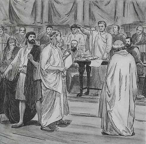 6 Jabatan Penting Dalam Struktur Politik Romawi 4