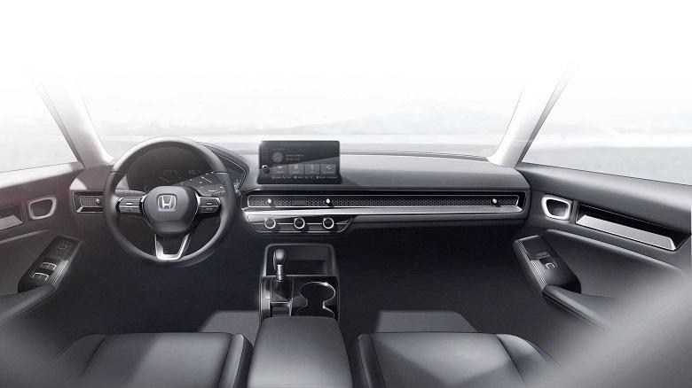 Pengenalan Prototipe Honda Civic 2022 4