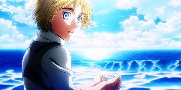 Shingeki No Kyojin: Mimpi Armin Akan Menyelamatkan Dunia 26