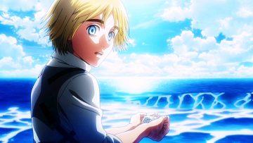 Shingeki No Kyojin: Mimpi Armin Akan Menyelamatkan Dunia 2