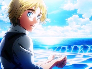 Shingeki No Kyojin: Mimpi Armin Akan Menyelamatkan Dunia 18