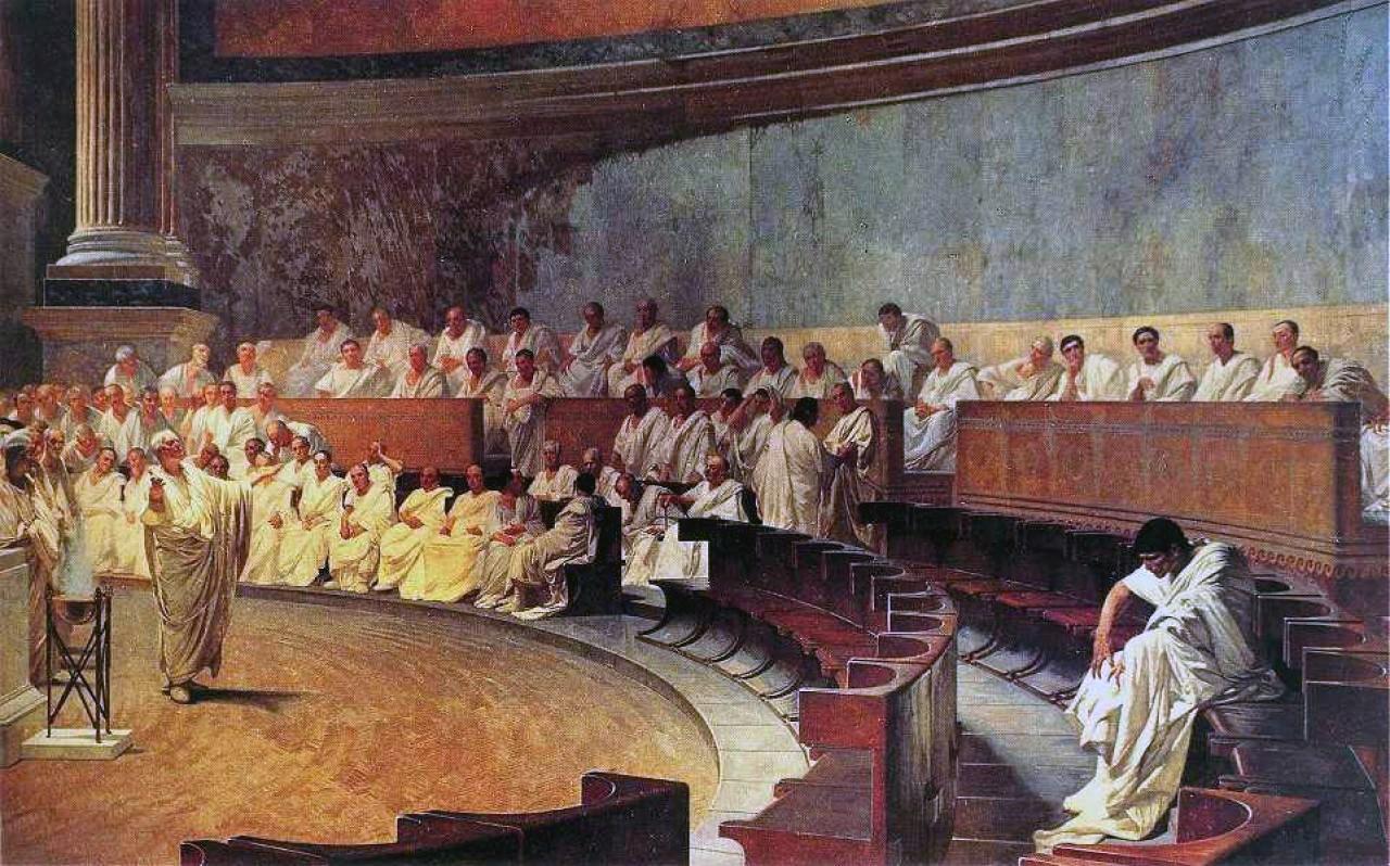 6 Jabatan Penting Dalam Struktur Politik Romawi 5