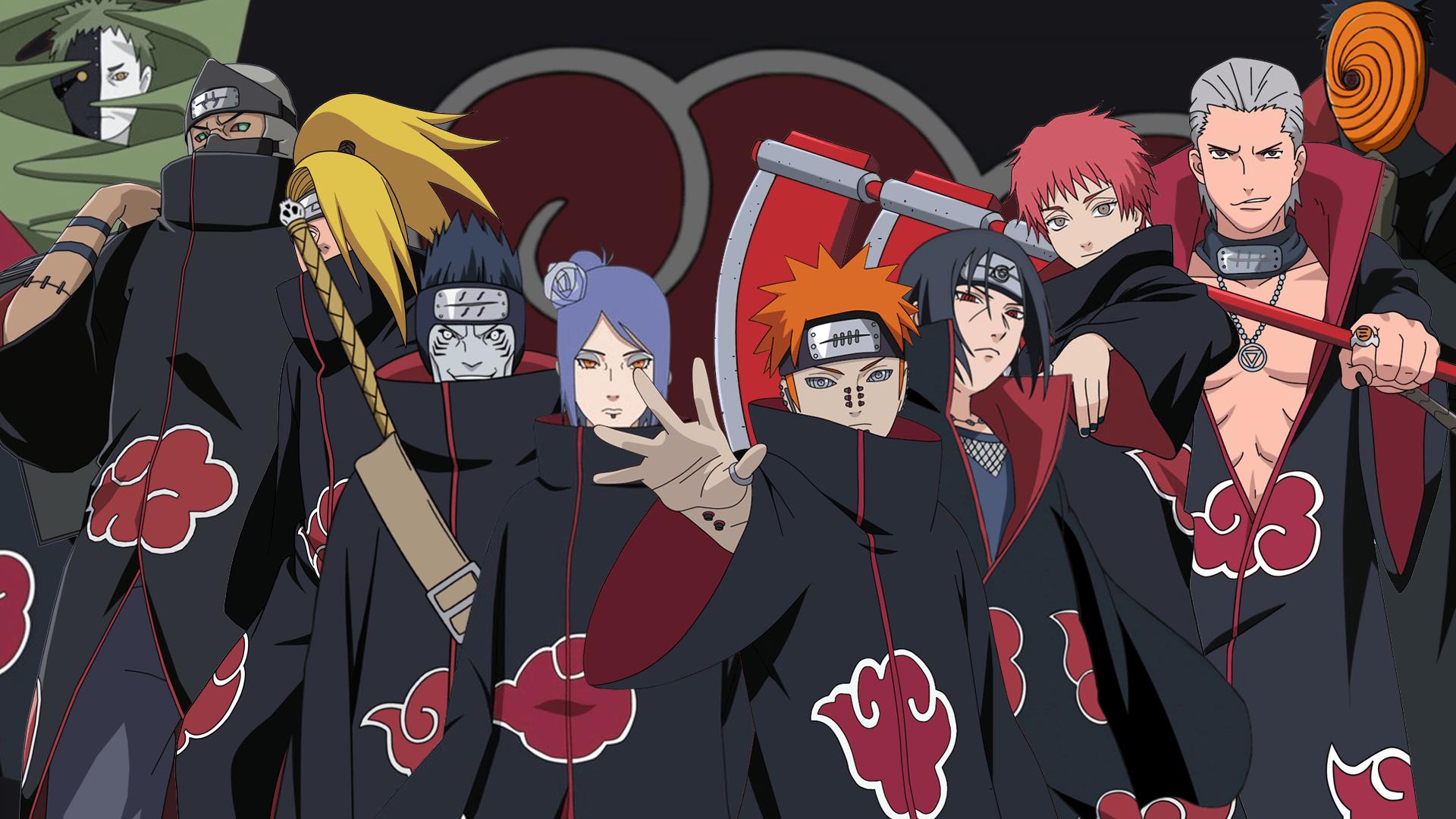 Dari Nukenin Sampai Sannin, Inilah Tingkatan Ninja Tidak Resmi di Dunia Naruto 3